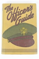 1943 The Officers Guide 9th Ed. 9