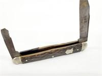Rare Antique Humason & Beckley Folding Knife
