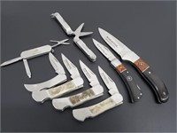[8] Winchester 2007 Limited Edition Knife Set New