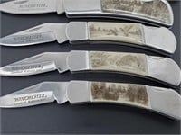 [7] Winchester 2007 Limited Edition Knife Set New
