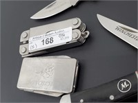 [5] Winchester 2007 Limited Edition Knife Set New