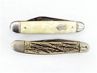 [2] Early Colonial & Imperial Brand Pocket Knives