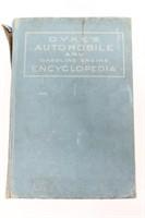 Vintage Dykes Automobile/ Engine  Encyclopedia