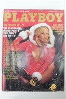 1977 Playboy Magazine