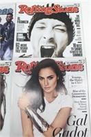 (6) Rolling Stones Magazines