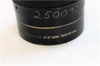 "Golden Navitar 6""-9"" Zoom Camera Lens"