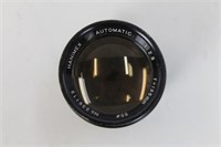 Hanimex Automatic 1:28 Camera Lens