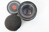 Pentacon Multi Coating 1..8/50 Auto Camera Lens