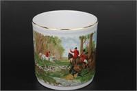 Coloroll England  Crownford Horse Riding Mug