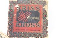 Vintage Kriss Kross Tropper