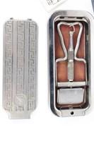 Vintage Deco Rolls Razor With Case