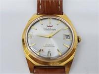 Men's High Quality Waltham 17 Jewel Wrist Watch