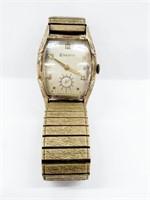 Men's 1958 Bulova 'Senator' 10K RG Men's Watch