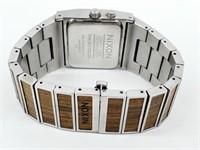 Nodernist NIXON Rotolog Lighted Men's Watch 11E