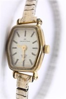 Vintage Ladies Deco Hamilton Quartz Wristwatch