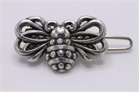 .925 Sterling Silver Bumble Bee Barret