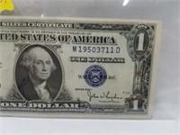 1935-C $1 Silver Certificate
