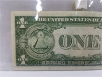 1935-E $1 Silver Certificate