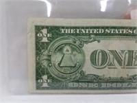 1935-B $1 Silver Certificate