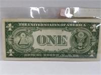 1935-D $1 Silver Certificate