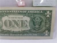 1957 $1 Silver Certificate