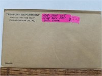 1958 Never Opened 90% Silver Proof Coin Set