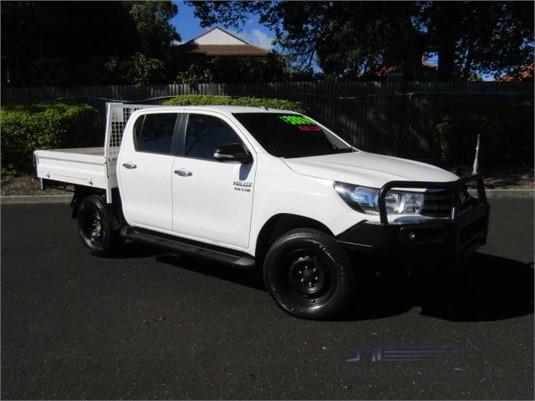 2015 Toyota Hilux Sr - Light Commercial for Sale