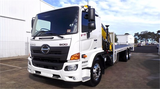 2019 Hino 500 Series 2628 FM - Trucks for Sale