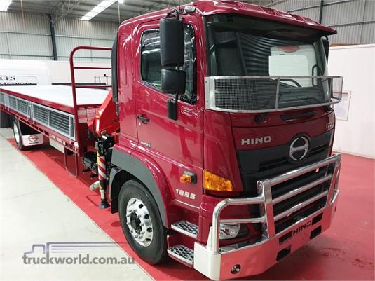 2019 Hino 500 Series 1835 GH - Trucks for Sale