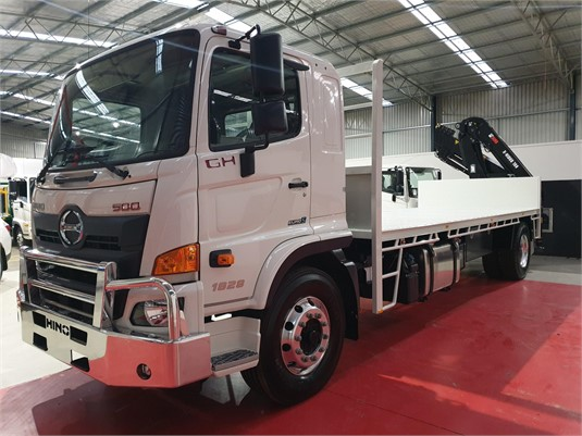 2019 Hino 500 Series 1828 GH - Trucks for Sale