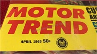 Collection of Vintage Car Catalogs and Magazines
