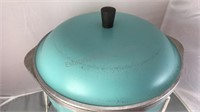 Vintage Club Cast Aluminum Stock Pot with