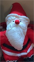 """Large Tote of Christmas Decorations 25x17x15"""""""