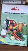 Collection of Vintage Cookbooks and Baking