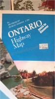Large Collection of Canadian and US Travel Info