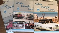 Collection of Vintage Hudson Motor Magazines and