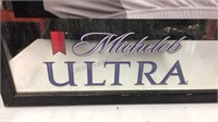 Large Michelob Ultra Lance Armstrong Framed