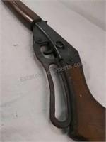 Red Ryder air rifle BB gun