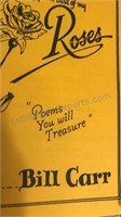 Collection of Vintage Poetry and Verse Books
