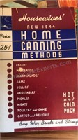 Collection of Vintage Recipe and Cooking Booklets