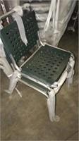 South Miami Beach side chair green -Qty 50