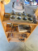 Coats 40-40SA Tire Remover with Weights Shelving &