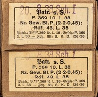 Ammo 270 Rounds of German 8MM Mauser