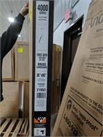 Anderson 36x80 fullview self storing storm door