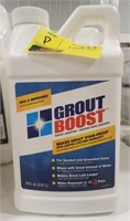 Grout Boost - grout additive