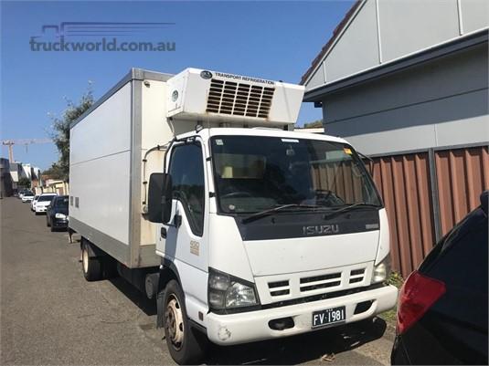 2005 Isuzu NQR 450 Long - Trucks for Sale