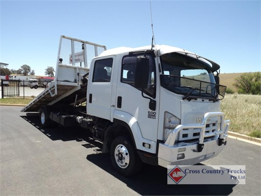 2008 Isuzu FRR Cross Country Trucks Pty Ltd - Trucks for Sale