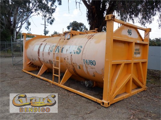 1990 Custom 20 Ft Grays Bendigo  - Water Carts for Sale