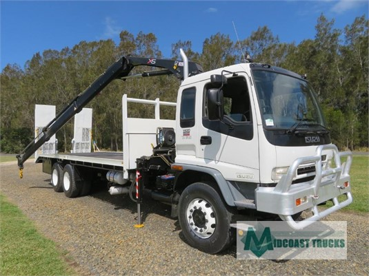 2007 Isuzu FVZ 1400 Long Midcoast Trucks - Trucks for Sale