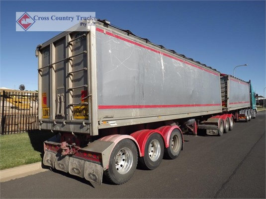 2011 Chris Body Builders other Cross Country Trucks Pty Ltd - Trailers for Sale